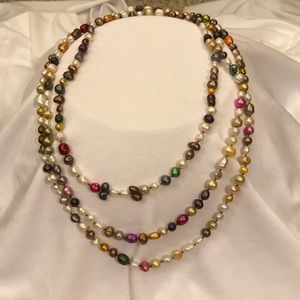 Jewelry - Pearls from Around the World Stunning Necklace
